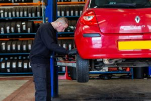 Mr Tyre Daventry Branch - Tyre Change