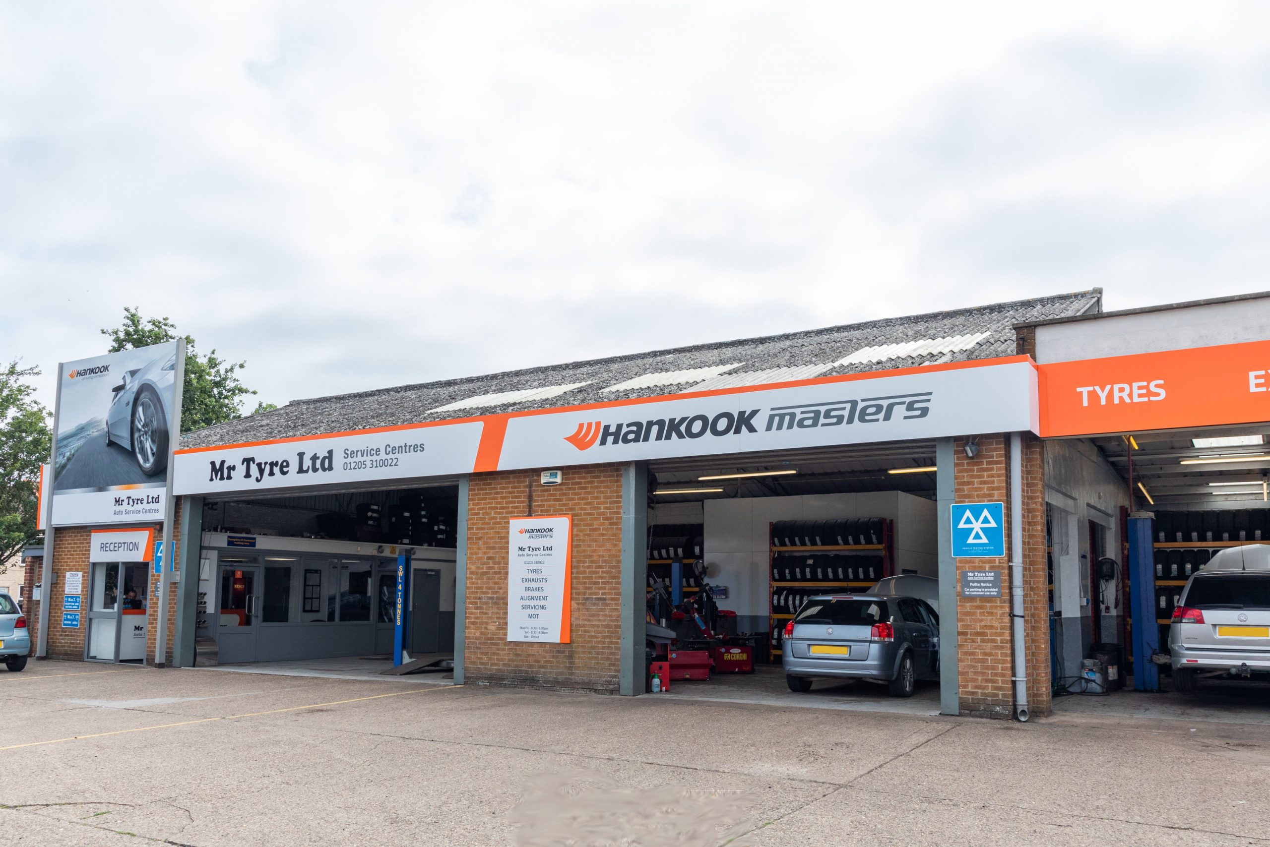 Tyres Derby | Exhausts, MOT & Servicing