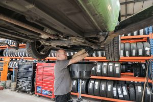mr tyre lincoln service work