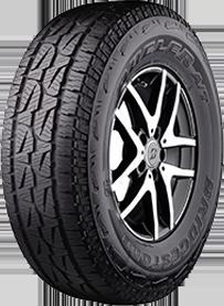 4x4 Tyre All-Season: Bridgestone Dueler A/T 001